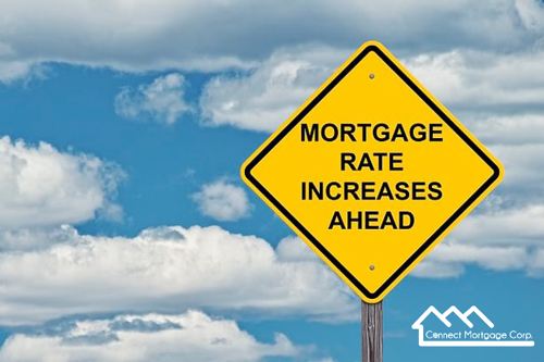 mortgage rates increase